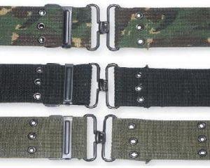 Cotton Pistol Belts