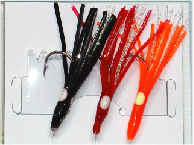 Shamrock Black/Red/Orange SABIKI Muppets