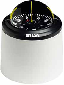 Silva Sailing and Steel Boat Compass 125T